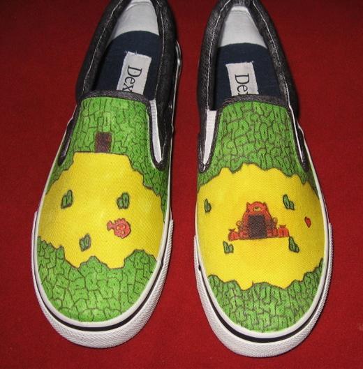Zeldashoes