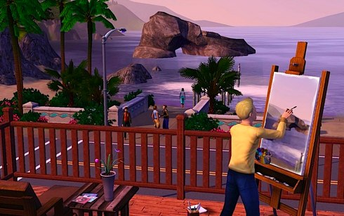 Sims3painter
