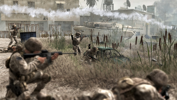 How do I persuade my parents to let me buy Modern Warfare 2?