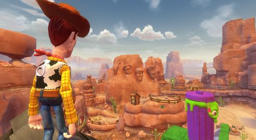 toy story 4 games. Toy Story 3, the video game,