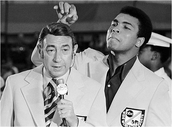 Howard Cosell, North Carolinian: Like Him or Lump Him