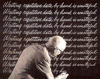 Repetitive-data