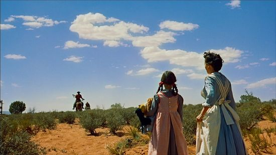 Women in The Searchers