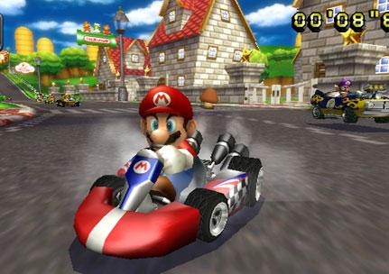 mario games pictures. Mario Kart games